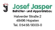 Jasper Behalterbau